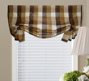London Valance Custom