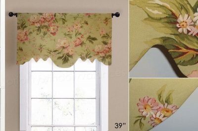 Scalloped Julia Valance