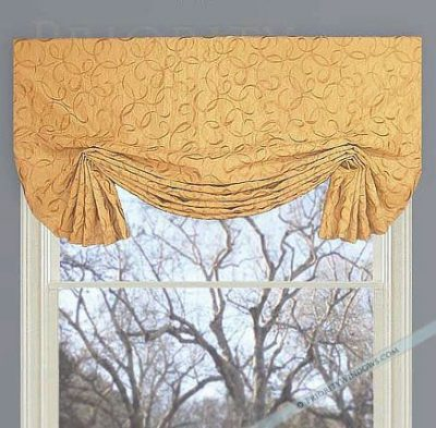 Ring Style London Valance