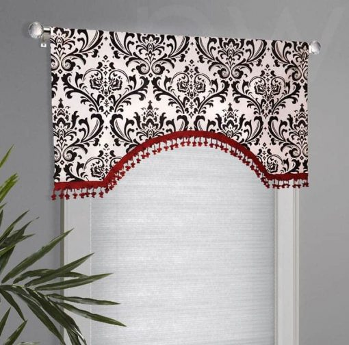 Simple Parisian Valance