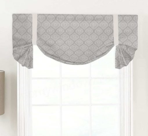 Arabesque (Scott Living) Tailed Balloon Valance