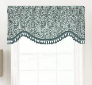 M-Shaped Valances