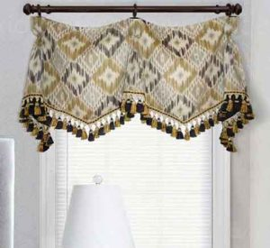 Valances on Rings