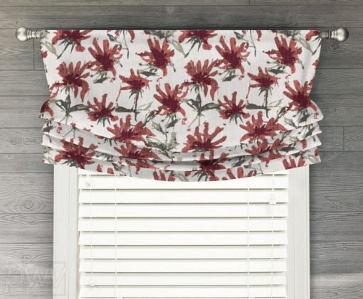 Kendal Faux Relaxed Roman Balloon Valance