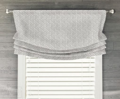 Riverbed Faux Relaxed Roman Balloon Valance